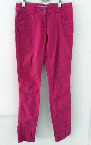 Topshop Magenta Jeans