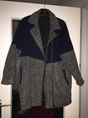 TOPSHOP Mantel/Coat Oversized Fit, 36/38 wie neu