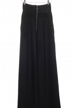 Topshop Marlene Trousers black elegant