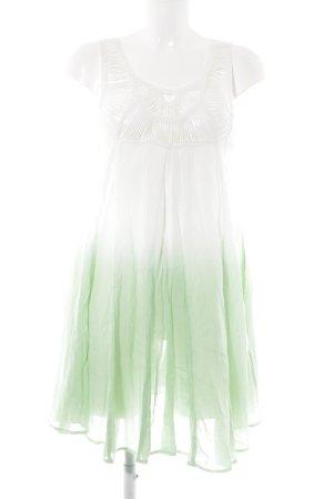 Topshop Minikleid Farbverlauf extravaganter Stil