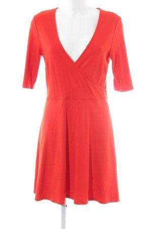 Topshop Robe courte rouge style décontracté