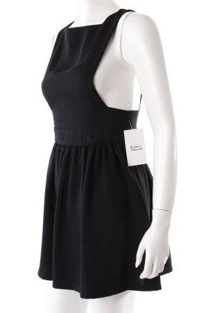 Topshop Minikleid schwarz