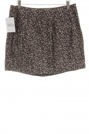 Topshop Minirock florales Muster Street-Fashion-Look