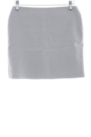 Topshop Minirock hellgrau minimalistischer Stil