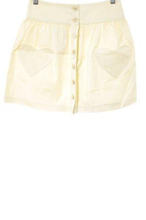 Topshop Mini-jupe multicolore style décontracté