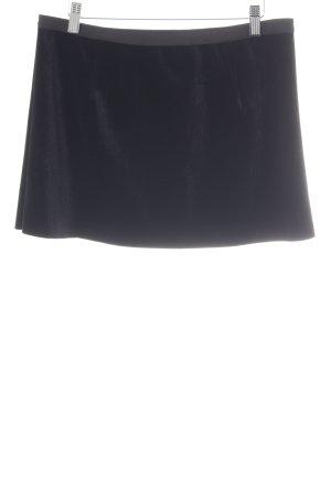 Topshop Minirock schwarz 90ies-Stil