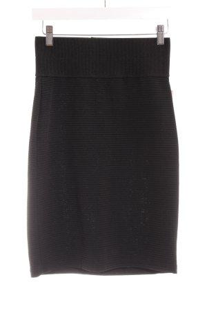 Topshop Miniskirt black business style