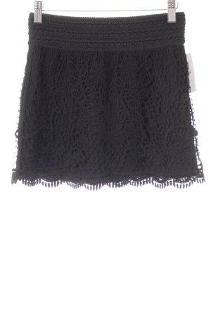 Topshop Minirock schwarz minimalistischer Stil