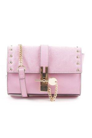 Topshop Minitasche rosa Elegant