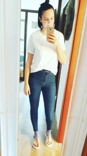 Topshop Moto Joni Jeans Skinny Slim fit Röhre Highwaist