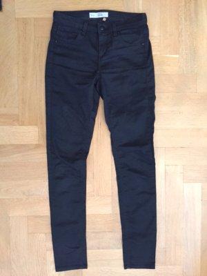 Topshop Moto Leigh Skinny Jeans Hose in schwarz Gr. 26