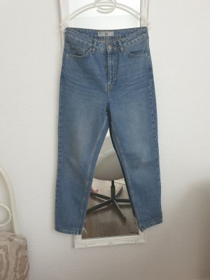 Topshop Moto Mom Jeans Girlfriend 28/30 Neu ohne Etikett Blogger
