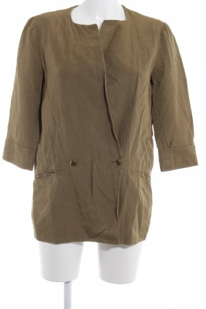 Topshop Outdoorjacke olivgrün Military-Look