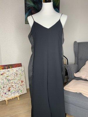Topshop Robe à manches courtes noir