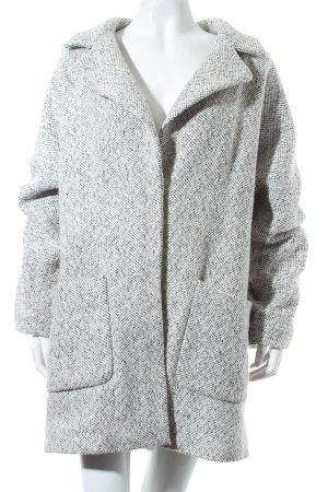 Topshop Oversized Mantel mehrfarbig schlichter Stil