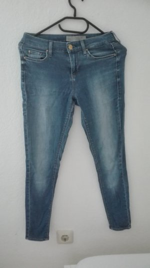 Topshop Petite Tube Jeans multicolored