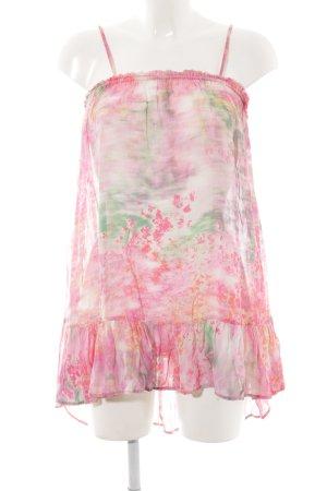 Topshop Petite Trägerkleid Farbverlauf Romantik-Look