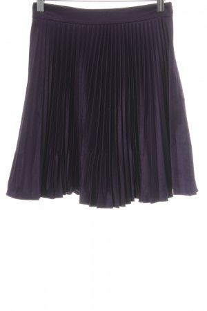 Topshop Pleated Skirt lilac extravagant style
