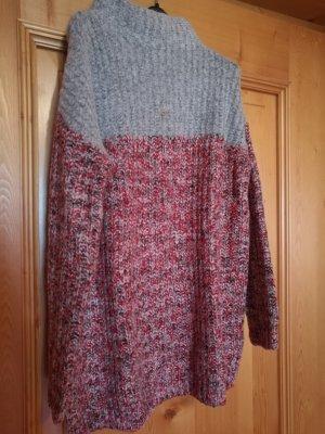 Topshop Pullover mit Stehkragen