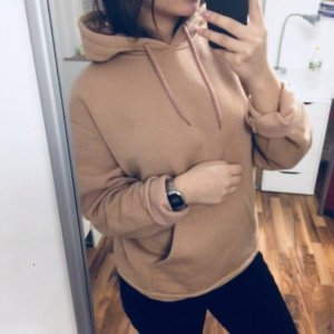 Topshop Pullover rosé oversized