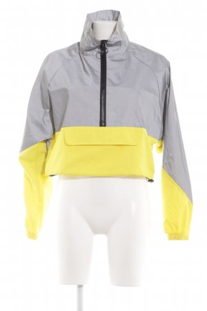 Topshop Rain Poncho light grey-primrose casual look