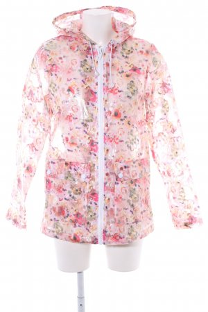 Topshop Ripstop Jacket floral pattern extravagant style
