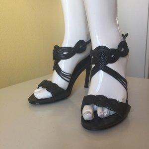 Topshop Sandaletten Gr. 39 Leder