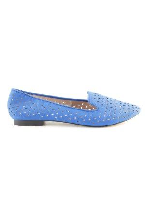 Topshop Slip-on bleu élégant