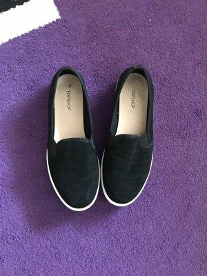 Topshop Schuhe 38 schwarz