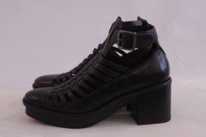 Topshop Schuhe Gr. 38 Leder