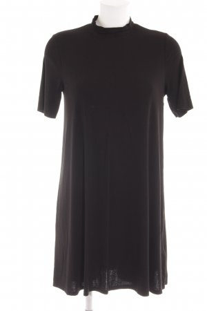 Topshop Shirtkleid schwarz Casual-Look