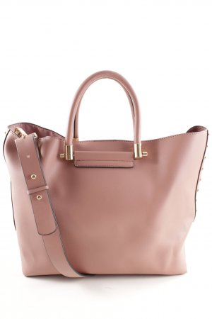 Topshop Shopper dusky pink casual look