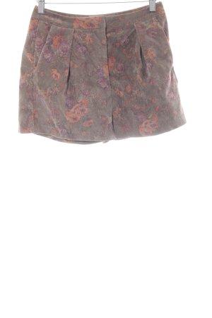 Topshop Shorts Blumenmuster Casual-Look