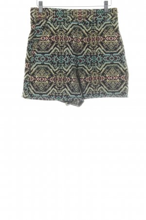 Topshop Short etnische print Beach-look