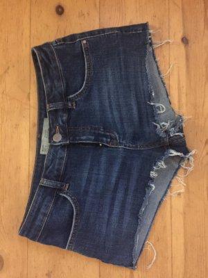 Topshop Shorts Hotpants Gr. 38 Denim Jeans