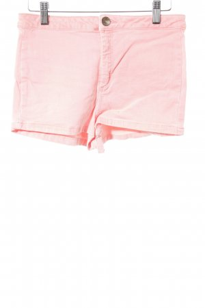 Topshop Shorts neonpink Casual-Look