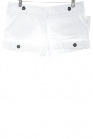 Topshop Short blanc style simple