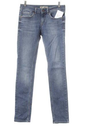 """Topshop Jeans skinny """"Baxter"""" bleu"""