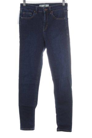 "Topshop Skinny Jeans ""Jamie"" dunkelblau"