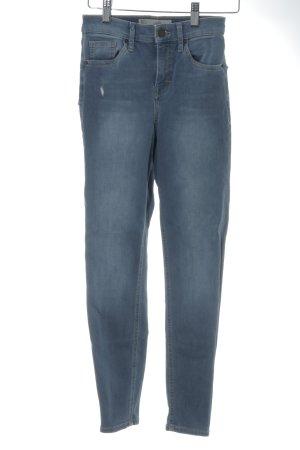 """Topshop Skinny Jeans """"Jamie"""" graublau"""