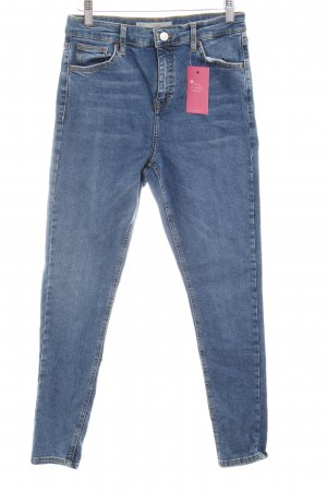 "Topshop Skinny Jeans ""Jamie"" stahlblau"