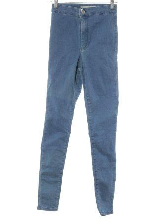 """Topshop Skinny Jeans """"JONI"""" hellblau"""