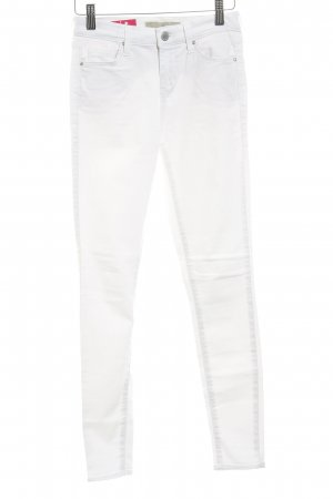 "Topshop Skinny Jeans ""Leigh"" weiß"