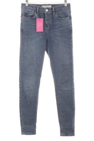 Topshop Slim Jeans mehrfarbig Casual-Look
