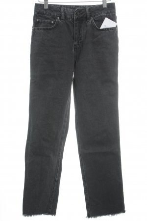 Topshop Jeans slim fit nero stile casual