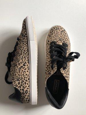 Topshop Sneaker mit Leopardenmuster
