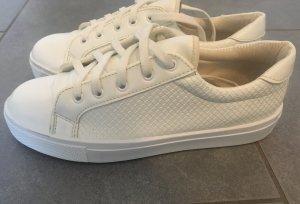 TOPSHOP Sneaker weiß