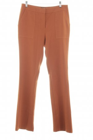 Topshop Stoffhose hellorange Casual-Look
