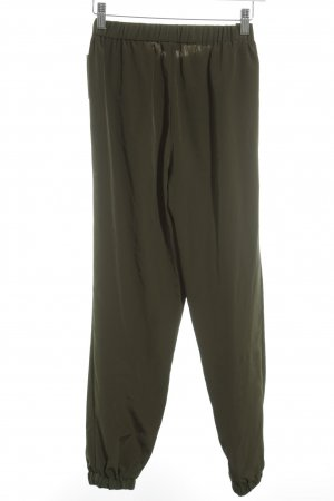 Topshop Pantalone jersey cachi stile atletico