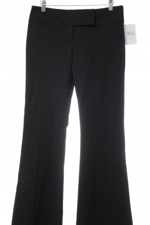 Topshop Stoffhose schwarz Business-Look